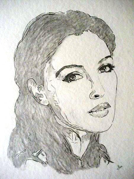 Monica Bellucci por Beatriz.ch